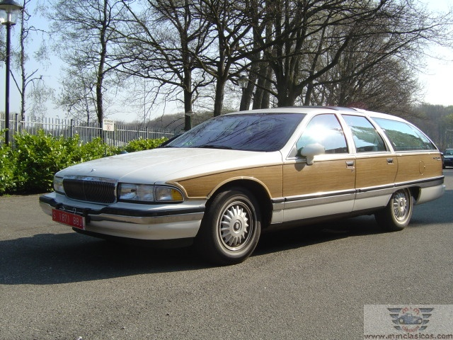 BUICK ROADMASTER LIMITED EDITION 1992