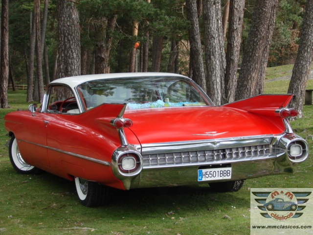 Cadillac Coupe DeVille Custom Hawaiiano 1959