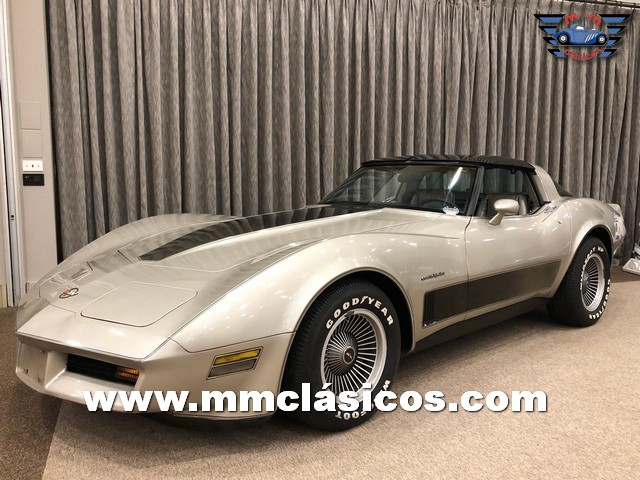 "Chevrolet Corvette ""Collector Edition"" de 1982 en Venta"